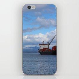 Port of Ushuaia iPhone Skin