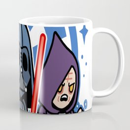 Darth Vader and Friends Coffee Mug