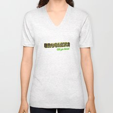 Brooklyn Unisex V-Neck