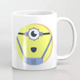 Minion Muggin' two Coffee Mug