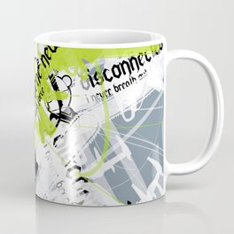 Gonzos Coded, Remixed. 2007_series03_shot10 Coffee Mug