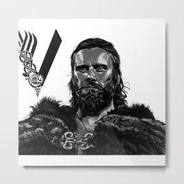 Rollo Metal Print
