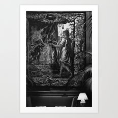 The Adolphus Art Print