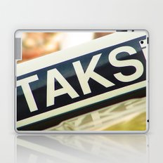 Taksi Laptop & iPad Skin