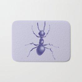 Purple Ant Bath Mat