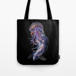 space jelly Tote Bag
