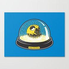 Space souvenir Canvas Print