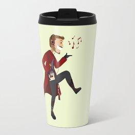 Dancing Quill Travel Mug