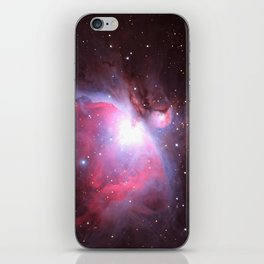 Great Nebula in Orion iPhone Skin