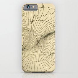 Fluid Dynamics iPhone Case