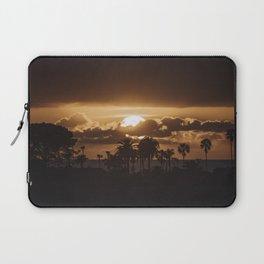 Sunset at Ocean Beach San Diego California Laptop Sleeve