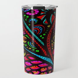 fertile floral Travel Mug