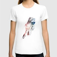 spaceman T-shirts featuring Spaceman by MUSENYO