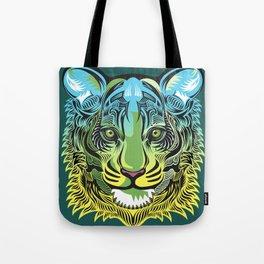 Nocturnal Predator Tote Bag
