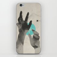 island iPhone & iPod Skins featuring Treasure Island by Davies Babies