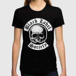 BLACK LABEL SOCIETY P3 TOUR DATES 2019 UDANG T-shirt