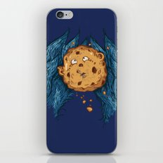 ....and that's the way the cookie crumbles iPhone & iPod Skin