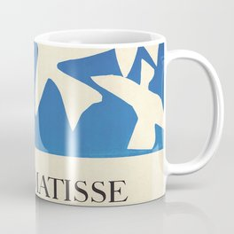 Henri Matisse Exhibition poster 1947 Coffee Mug
