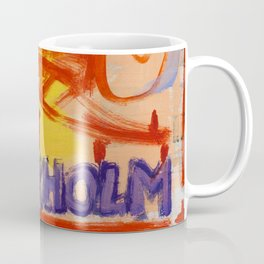 European Capital - Stockholm Coffee Mug