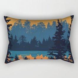 Algonquin Park Poster Rectangular Pillow