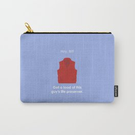 Back to the Future - Life Preserver Carry-All Pouch