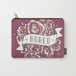 bored II Carry-All Pouch