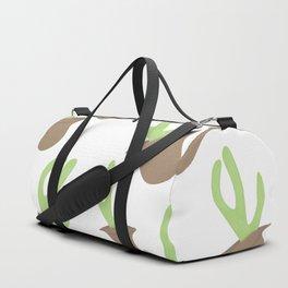 Cacus Pattern Duffle Bag