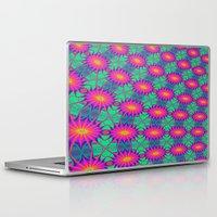tie dye Laptop & iPad Skins featuring Tie Dye by Cherie DeBevoise