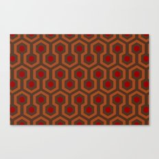 The Overlook Rug Collection Canvas Print
