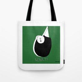 Revolt Three Tote Bag