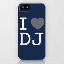 I Heart Jeter iPhone Case