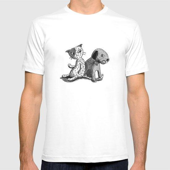Gingham vs. Calico T-shirt