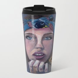 Maddy Metal Travel Mug