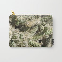 TEXTURES -- Munz's Cholla Carry-All Pouch