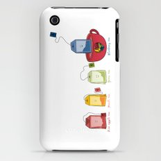 tea iPhone (3g, 3gs) Slim Case