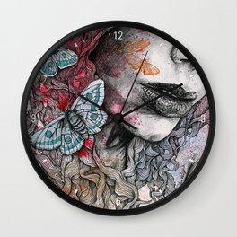 Ornaments Wall Clock