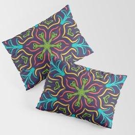 Llegó la Primavera (Ultravioleta) Pillow Sham