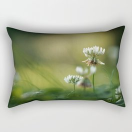 Together at Sunrise. Rectangular Pillow