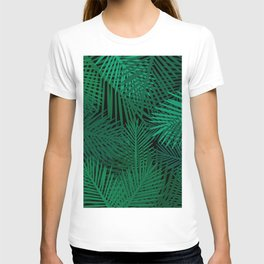 palm trees on a clear night T-shirt