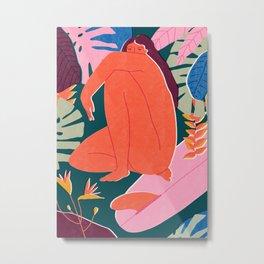 Island noon Metal Print