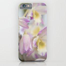 Orchid Dream iPhone Case