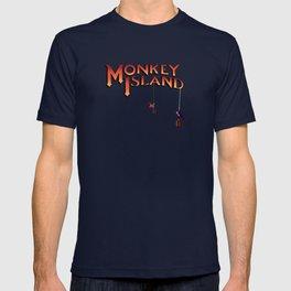 Monkey Island - Treasure found! T-shirt