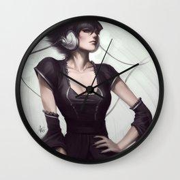 Pepper Vogue Wall Clock