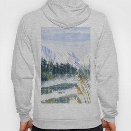 Winter Mountain Hoody