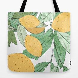 lemontree Tote Bag
