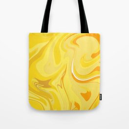 yellow sound Tote Bag