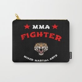 MMA Fighter Tiger Carry-All Pouch