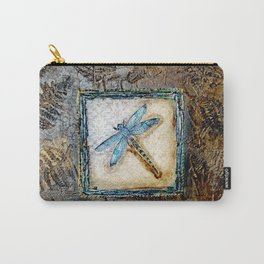 Vintage Impressions * Dragonfly Carry-All Pouch