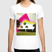 bauhaus T-shirts featuring BauHaus 3 by Marko Köppe