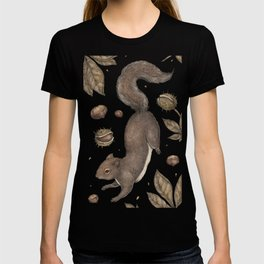 The Squirrel and Chestnuts T-shirt
